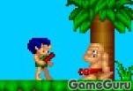 Игра Бип пещерный человек