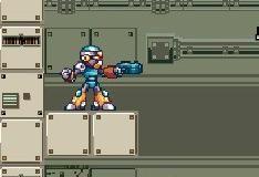 Игра Робот охотник