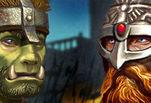 Играть бесплатно в Orcs vs Humans
