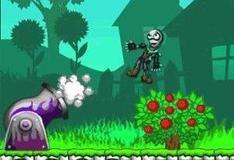 Игра Зомби пушка 2