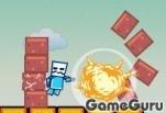 Игра Взрывающийся робот