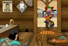 Игра Ярость клоунов