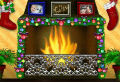 Игра Рождественская комната
