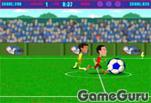 Игра Барбоскины футбол