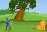 Игра Синий лучник