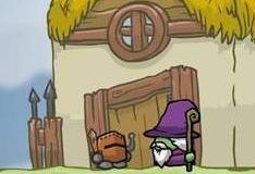 Игра Рыцарь Чиви