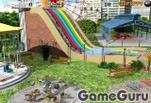 Игра Спрятанное в парке