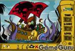 Игра Спрятанные пиратами предметы