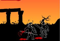 Игра Потерянный спартанец