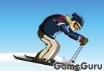 Игра Трюки на лыжах