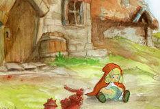 Игра Настоящая история красной шапочки
