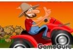 Игра Фермерский мотоцикл