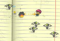Игра Бумажная война