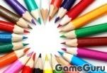 Игра Разноцветные карандаши