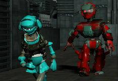 Игра Управляй роботом