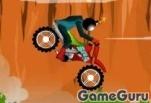 Игра Бомбоголовый мотокросс