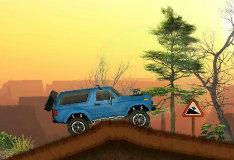 Игра Альпийский грузовик 2