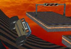 Игра Грузовик монстр 3д: перезагрузка
