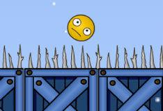 Игра Веселый желтый мяч