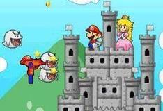 Игра Марио: защита замка