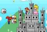 Играть бесплатно в Марио защита замка