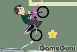 Игра Офисный мотоциклист