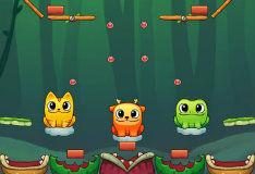 Игра Падающие фрукты