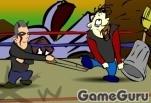 Игра Борьба гангстеров