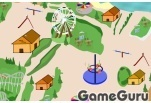 Игра Побег из парка развлечений