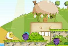 Игра Человек-яйцо