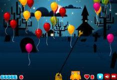 Игра Ночные шарики
