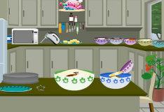 Игра Готовим печенье