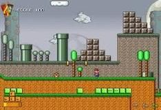 Игра Приключения Марио