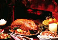 Игра Ужин на день благодарения