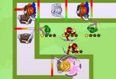 Игра Защита: средневековые лучники