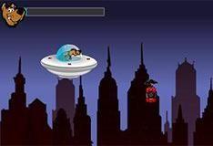 Скуби Ду и космический корабль