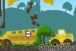 Игра Загруженный грузовик 3