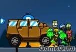 Игра Машины проти зомби