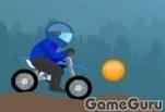 Игра Минимотоцикл