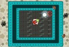 Игра Новая защита Марио