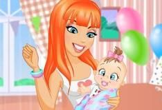Игра Новорожденная Натали