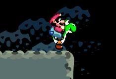 Игра Марио в мире Х