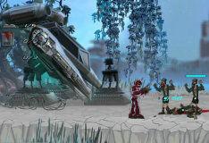 Игра Снайпер против зомби