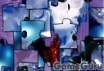 Игра Рождественский пазл