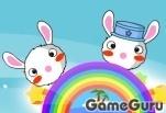 Игра Радужные кролики