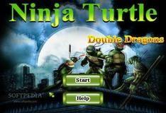 Игра Черпашки ниндзя: двойной дракон