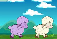 Игра Бегущая овца