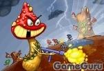 Игра Битва грибов