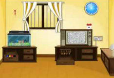 Игра Старый телевизор
