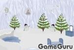 Игра Снежная пещера: рождественский побег
